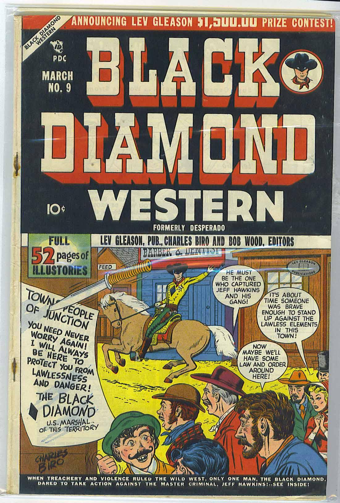 BLACK DIAMOND WESTERN