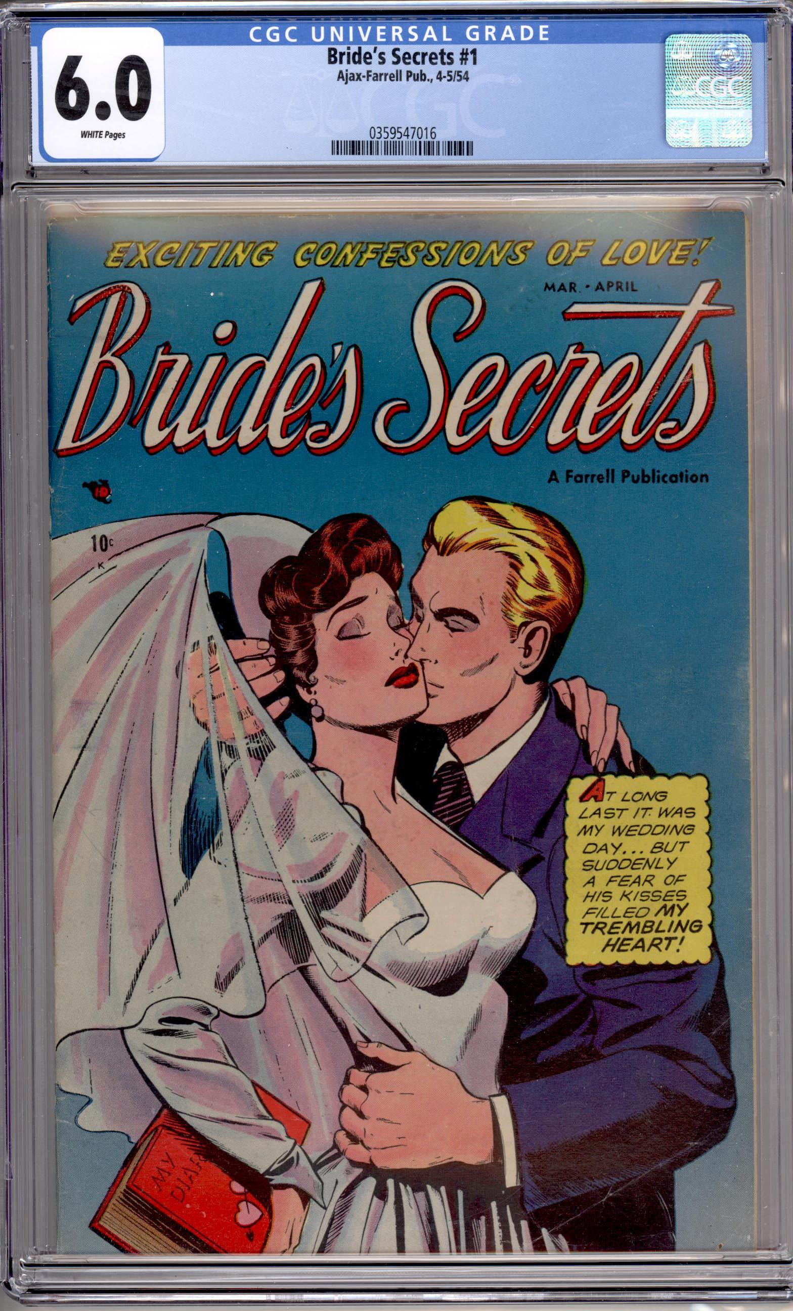 BRIDES SECRETS