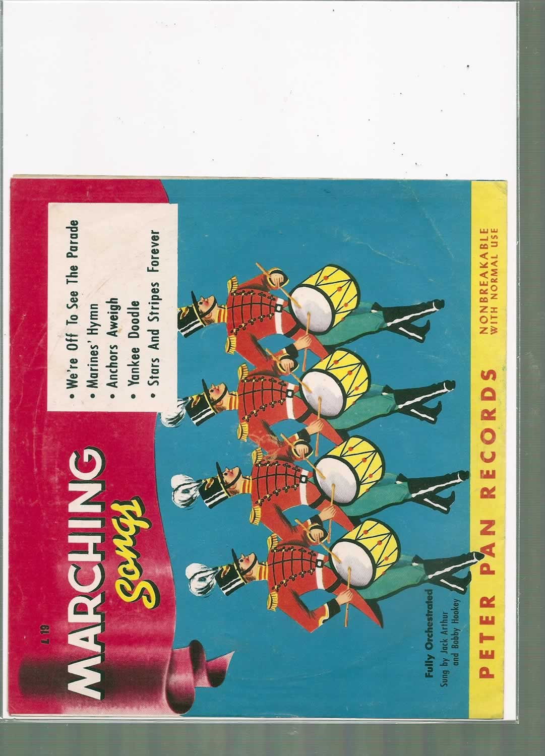 1950 MARCHING SONGS  7